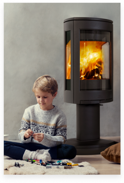 Home jotul quality stove